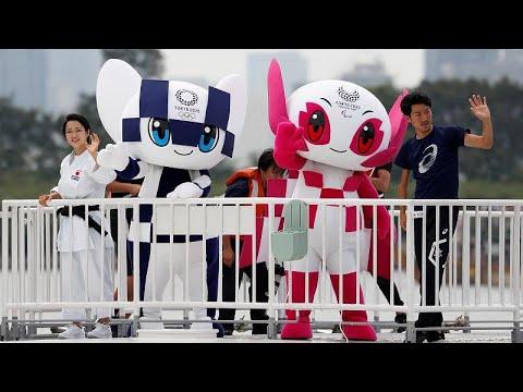 اليابان تكشف عن تميمة أولمبياد طوكيو 2020  - نشر قبل 9 دقيقة