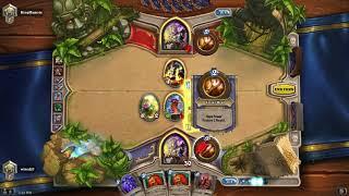 Hearthstone Priest Win
