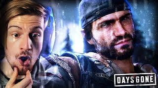 THE ZOMBIE GAME I'VE BEEN WAITING FOR. || Days Gone (Part 1)