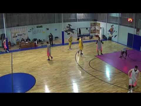 Laser Derm Vs Tavros B c 71-61 Professional League 2017