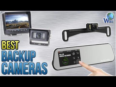 10 Best Backup Cameras 2018