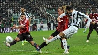 Juventus-Milan 2-2 (20/03/2012) Tim Cup semifinale