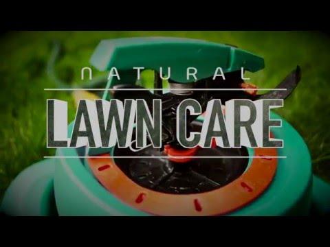 Natural Lawn Care: Aerating & Top Dressing