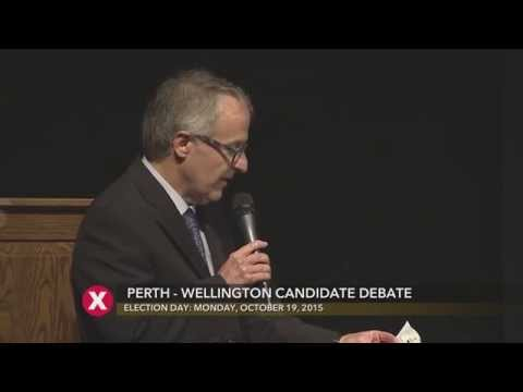 Perth-Wellington Debate – Canadian Federal Election 2015 – The Local Campaign, Rogers TV