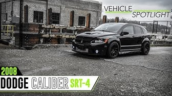 Vehicle Spotlight | 2008 Dodge Caliber SRT-4
