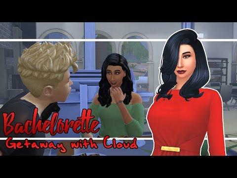 Sims 4 Bachelorette Challenge l Day 18 l Cloud's solo Date