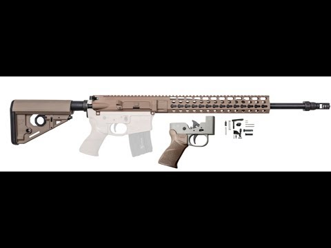 LaRue Tactical Ultimate Upper Assembly Video