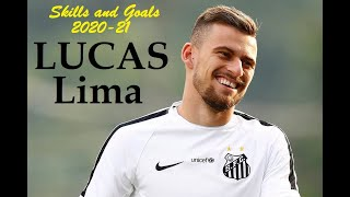 Lucas Lima - Skills and Goals - 2020 / 21