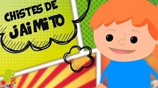 Chistes cortos de Jaimito para niños – Mejores chistes de Jaimito -  Chistes infantiles