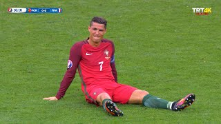 Cristiano Ronaldo vs France HD 1080i (EURO 2016 FINAL) thumbnail