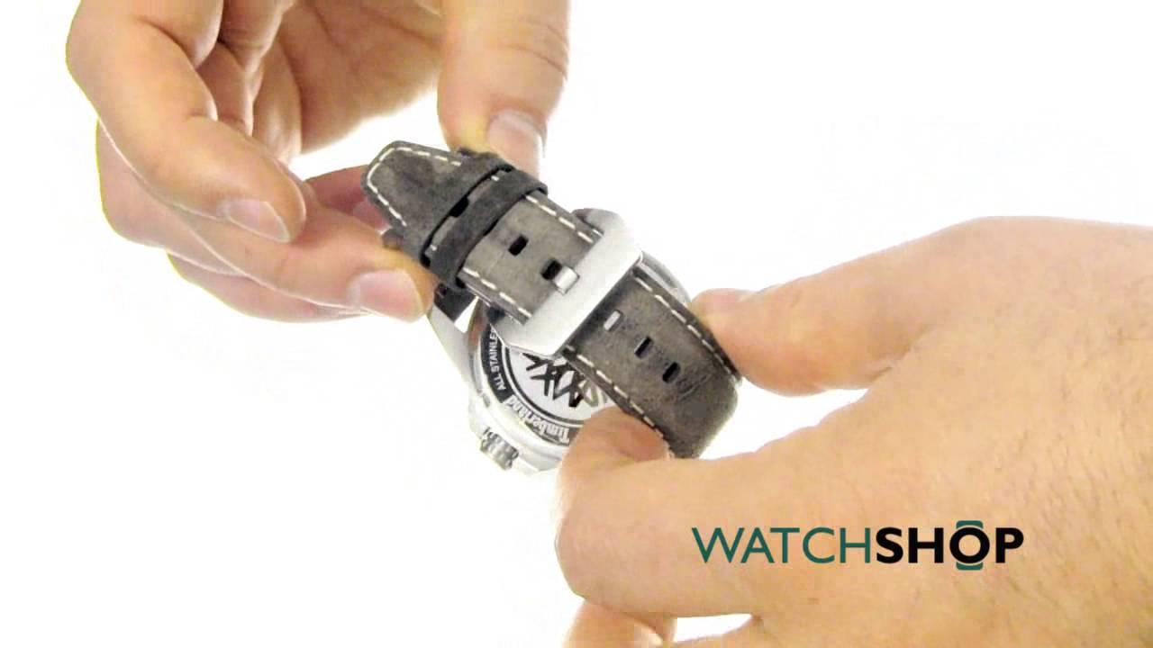 Timberland Men s Leyden Watch (14768JS 04) - YouTube dd2cb3efa3