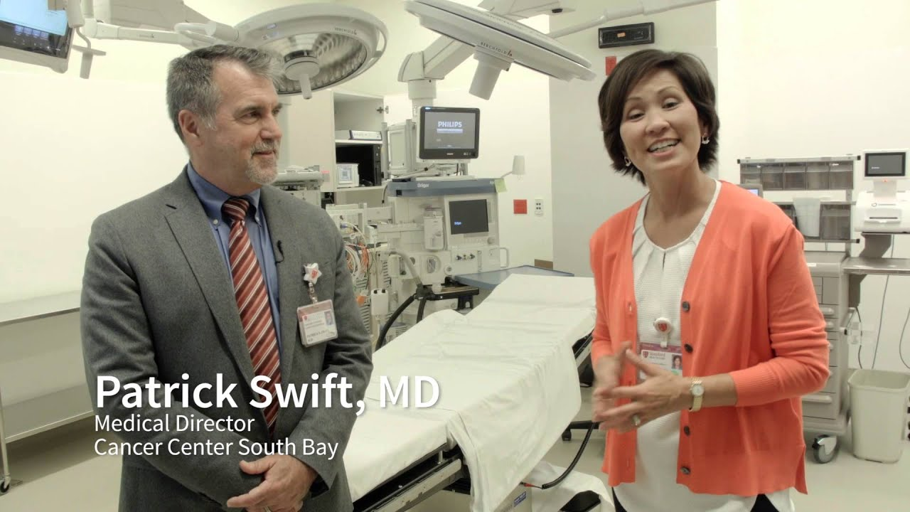 An inside look at the new Stanford Cancer Center South Bay