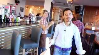 видео Ресторан при гостинице 02 Lounge Москва