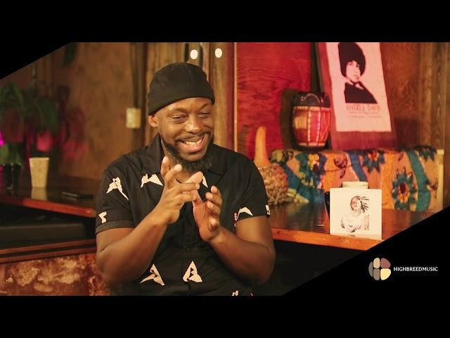 Marcus Strickland - Being a Beatmaker