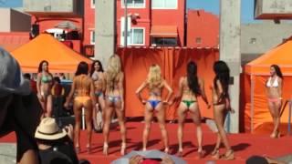 Venice Beach Bikini Contest Top #10