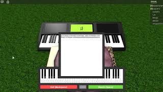 Roblox Piano! All Star - By Smash Mouth!