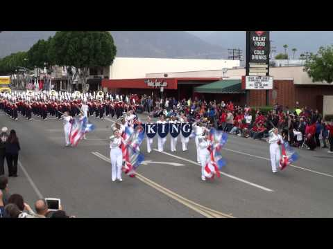 Riverside King HS - Volunteers of the Union Army - 2013 Arcadia Band Review