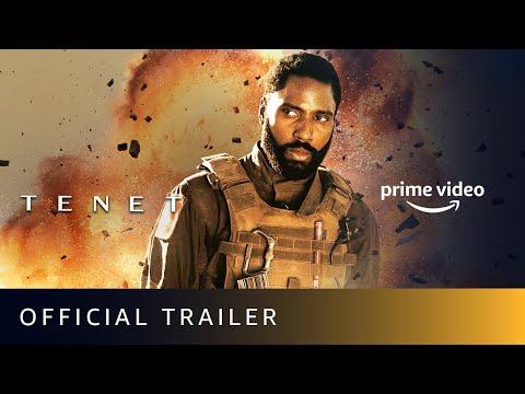 Tenet - Official Trailer| Christopher Nolan| Full Movie