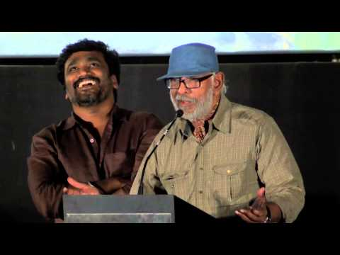 Let us not run after big producers good cinema do not need big money- Balu Mahendra - Red Pix
