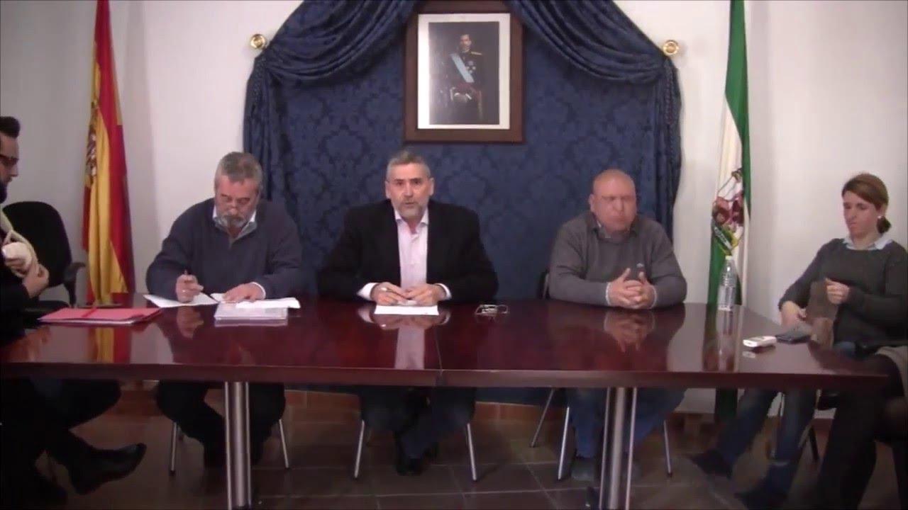 Pleno Montejaque Marzo 2016