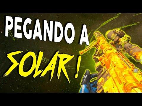 PEGANDO A CAMUFLAGEM SOLAR AO VIVO! - CoD Infinite Warfare (PT-BR)