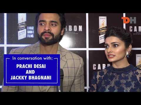Interview | Prachi Desai | Jacky Bhagnani | Carbon | The Digital Hash