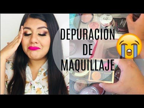 DEPURANDO MAQUILLAJE/Vanessa Suárez ♥
