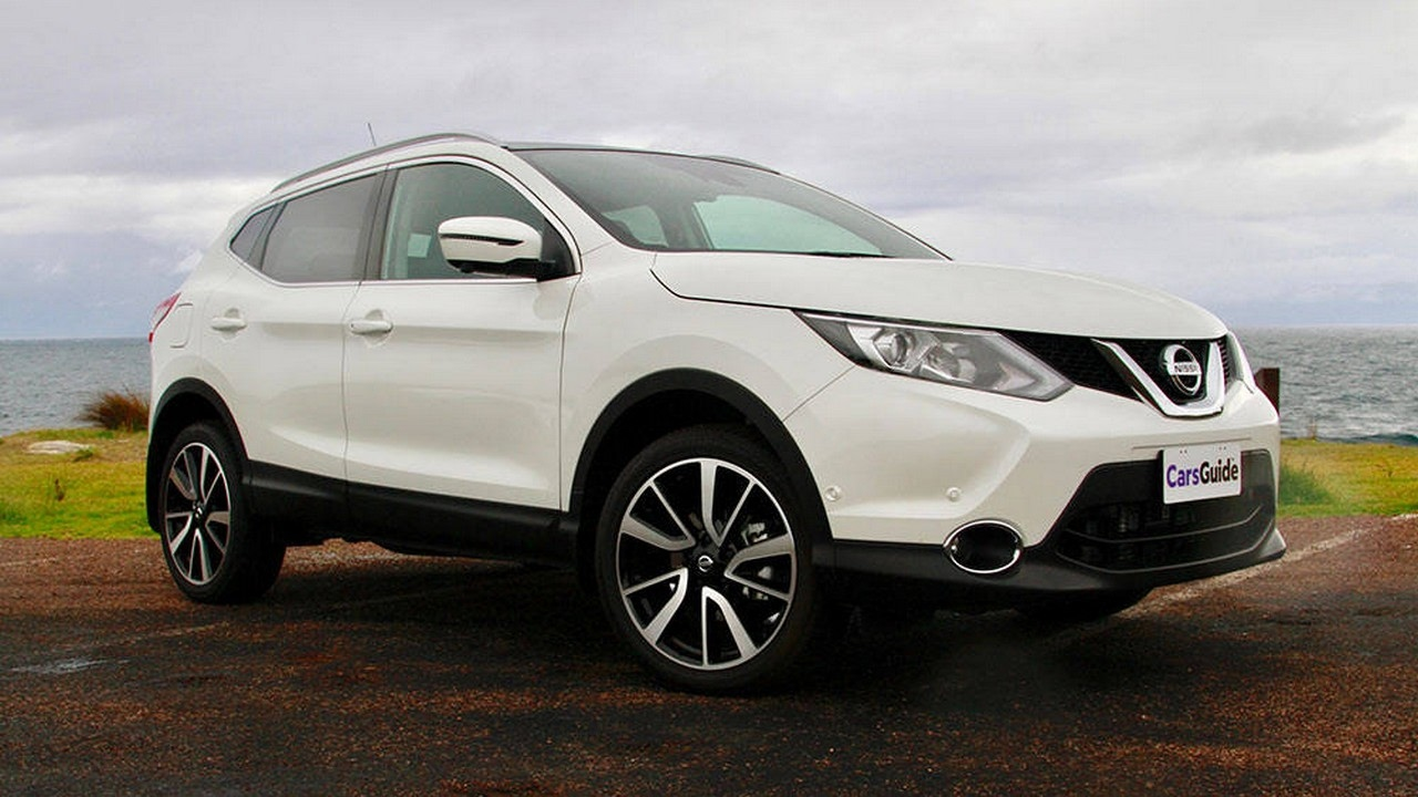 2017 nissan qashqai automatic review youtube. Black Bedroom Furniture Sets. Home Design Ideas