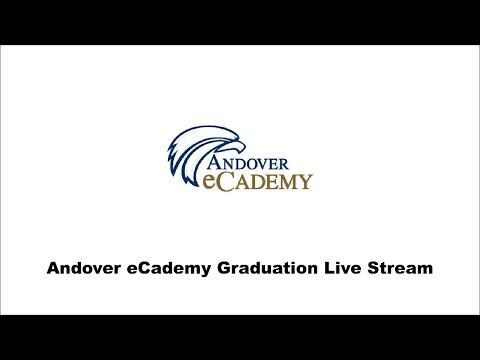 Andover eCademy Graduation