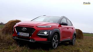 Test: Hyundai Kona 1,6 T-GDI