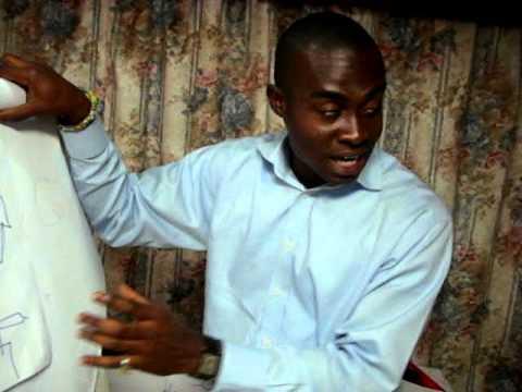Patrick Adjei NKETIA 'Delivering his VISION.'