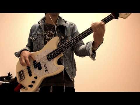 東京事変 透明人間 弾いてみた (bass cover)