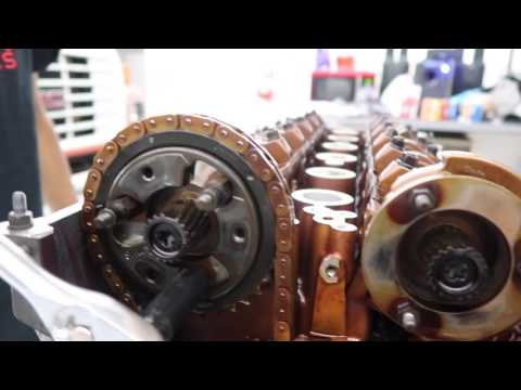 bmw  install timing components reset timing mre doovi