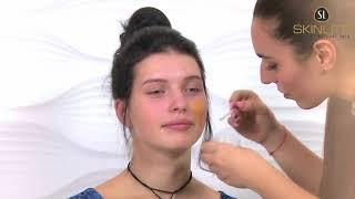 🔶ЗОЛОТАЯ маска-пленка🔶 для лица от SKINLITE