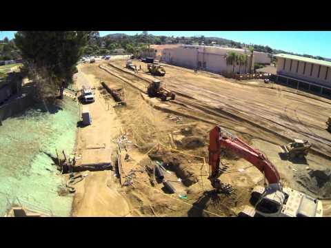 SMCC Construction Aerials 9/26/2014