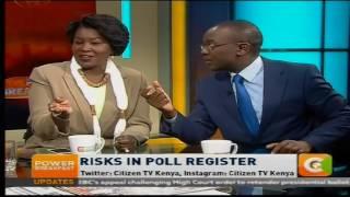 Power Breakfast: Loopholes in the voter register