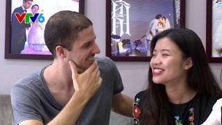 TRUYỀN HÌNH VTV6 | FIFA WORLD CUP 2018 | phỏng vấn Hoa & Loic