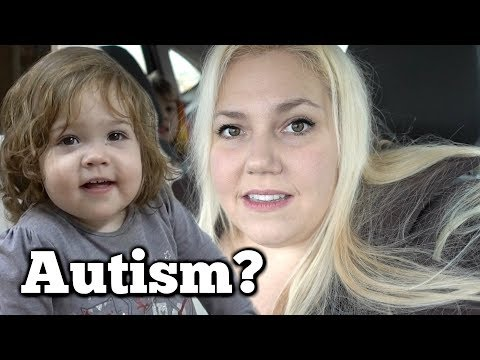 AUTISM EVALUATION FOR OUR BABY GIRL