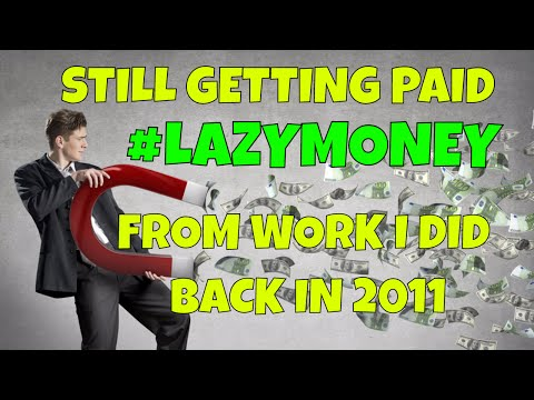 Still Getting Paid From Work 6 Years Ago | Affiliate Marketing Still Alive & Well