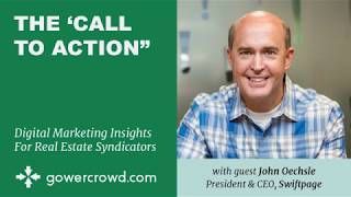 What Is a Call to Action? - Email Marketing for Real Estate Crowdfunding & Syndication
