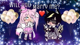 Ты выйдешь за меня замуж? ... 💍✨ • Предложение руки и сердца •