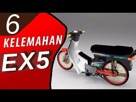 6 KELEMAHAN EX5 | MOTOVLOG EX5