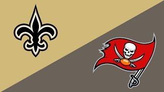 NFL Week 14 Preview: New Orleans Saints/Tampa Bay Buccaneers