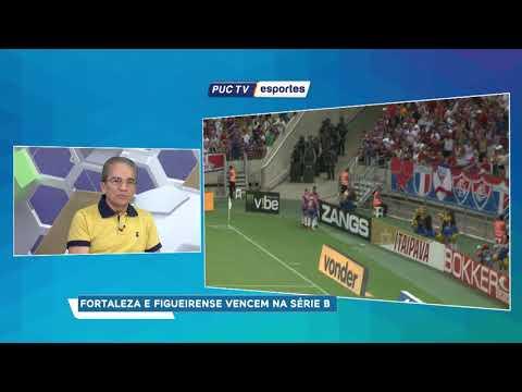 Fortaleza e Figueirense vencem na serie B