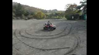 ATV 550cc (試乗)
