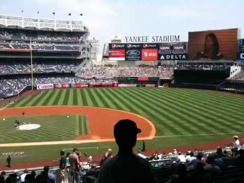 Trip to Yankee stadium