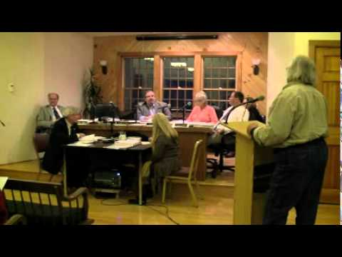 Hopkinton, RI Town Council Meeting 4/2/2012