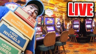 Casino Slot Machines Live Jackpot??
