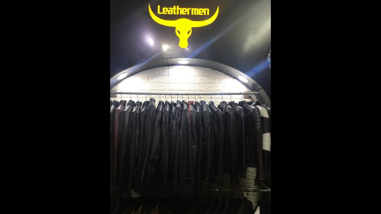 shop cửa hàng bán áo da xịn tại tphcm