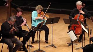 Tansman Septet for Flute, Oboe, Clarinet, Bassoon, Trumpet, Viola and Cello